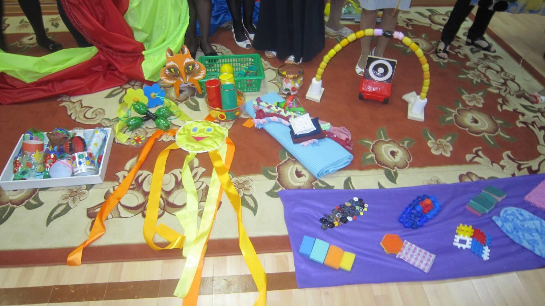 Нестандартное оборудование по физкультуре в детском саду 95